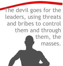 devil deceives